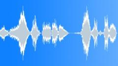 Glass Glass Harp Glissando Series x10 Pitch Increase Decrease Long Sh Sound Effect