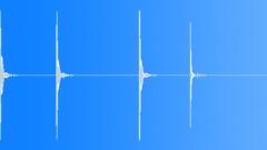 Guns Gun Shot Sweetener Barrel Poof Ting Thin Resonate Light Echo x4 Sound Effect