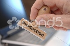 Production Stock Photos