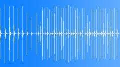 Foley Various Hit Series Rhythmic Looping Particle Board Vibrate Rattl Äänitehoste