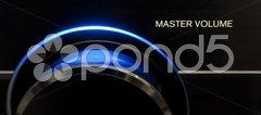 Master Volume Audio Stock Photos