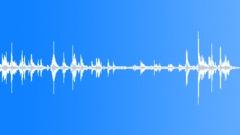 Industry Tubes Various Drag Several Moves Clunks Metallic Medium POV Sound Effect