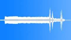 Aviation Propeller Plane Piston Lancair Legacy Idle Revs Off Powerful Sound Effect