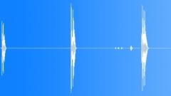 Foley Various Metal Pipe Drop Vibrate Series x3 Grab Drop Loud Ringy Sound Effect