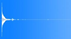 Metal Drops Aluminum Drop Impact Loud Medium High Ring Long Pipe Rol Sound Effect