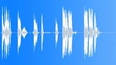 Metal Drops Steel Drop Series x6 Impacts Multiple Loud Dull Nice Rin Sound Effect