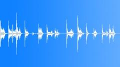 Metal Drops Various Screws Big Tools Drop Throw Constant Groups Truck Sound Effect
