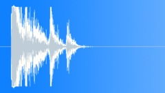 Metal Hits Metal Aluminum Loading Dock Impact Rattle Loud Jingles Lig Sound Effect