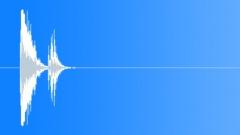 Metal Hits Metal Impact Metallic Brass Clang Dry Loud Ring Short Bou Sound Effect