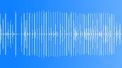 Foley Various Metallic Stomps Walking Medium Fast Speed Metal Boxes S Sound Effect