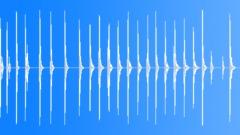 Metal Rattles Metallic Tube Drops Series Fiberglass Planks Rattle Boun Sound Effect