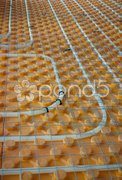 Underfloor heating Stock Photos