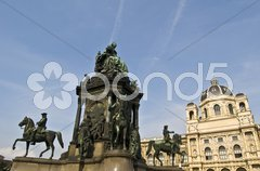 Maria Theresia Stock Photos