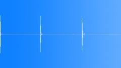 Guns Rifle Winchester 405 Shot Report Echo Reload Shell Clank x3 1 Sound Effect