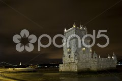 Torre de Belem Stock Photos