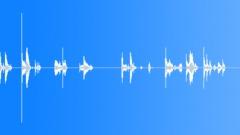 Metal Drops Single Aluminum Rim:Drop Concrete x8 Hard Bang Rims Good Sound Effect