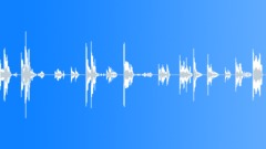 Metal Drops Single Rim:Drop Concrete x13 Hard Bang Rims Good Bouncing Sound Effect