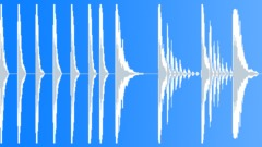 Sound Design Guns Explosions Explode Detonation Series x 11 Boom Low Sound Effect