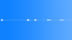 Metal Drops Three Rims:Drop Concrete x5 Hard Bang Rims Rattle Bounce Sound Effect