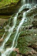 Wasserfall Stock Photos