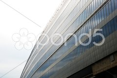 Moderne Architektur Stock Photos