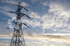 Electric cables Stock Photos