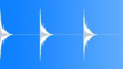 Guns WInchester 405 Rifle Shot Deep Boom Report Echo x3 A C Sound Effect