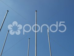 Flagpole Stock Photos