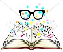 Buch und lesen Stock Photos