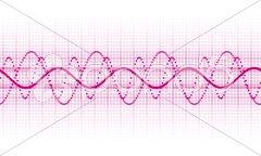 Sound wave Stock Photos