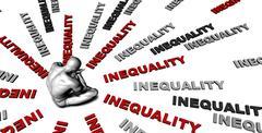 Inequality Stock Illustration