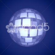 Picture sphere Stock Photos