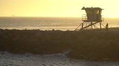 Huntington Beach Stock Footage