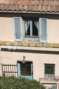 Old house in Cannes. Cote d'Azur. France Stock Photos