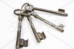 Schlüsselbund Stock Photos
