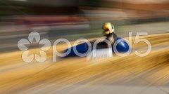 Seifenkistenrennen Stock Photos