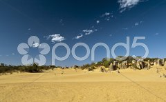 Pinnacles Stock Photos