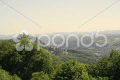 Siebengebirge Stock Photos