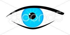 Blue eye Kuvituskuvat