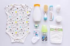 Baby kit Stock Photos