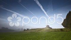 Nebel Stock Photos