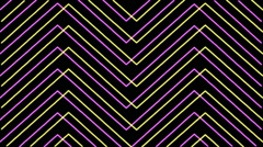 Background Visual  Stripes Vj Loop Stock Footage
