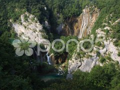 Nationalpark Plitvicer Seen Stock Photos