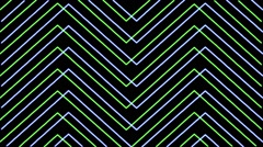 Green Blue Blured Stripes Up And Down Vj Loop Stock Footage