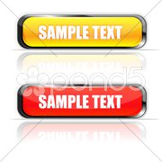 Abstract sample card Stock Illustration