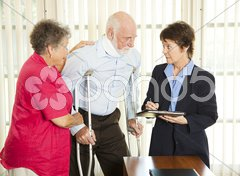Personal Injury Law Stock Photos