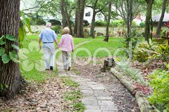 Lifes Journey Together Stock Photos