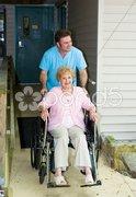Nursing Home - Accessible Stock Photos