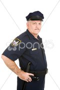 Police Officer - Authority Stock Photos