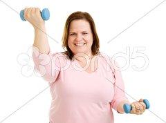 Workout Routine Stock Photos